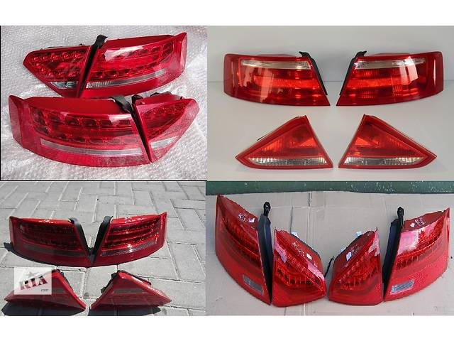 Б/у фонарь задний для легкового авто Audi A5- объявление о продаже  в Львове
