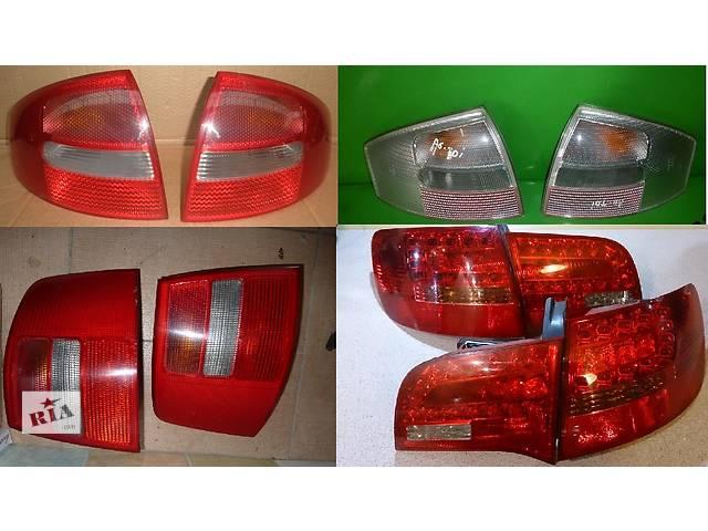 бу Б/у фонарь задний для легкового авто Audi A6 C5 00-04 в Львове