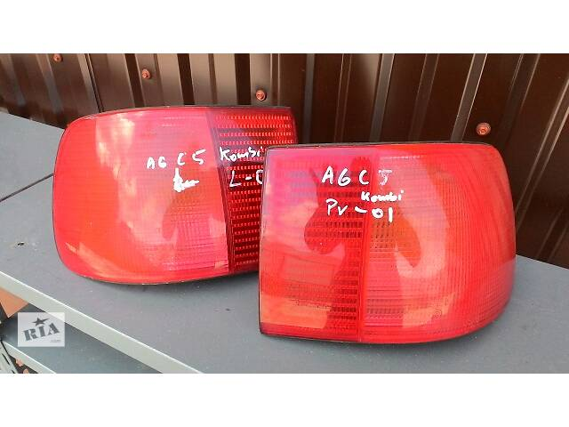 купить бу Б/у фонарь задний для легкового авто Audi A6 в Яворове