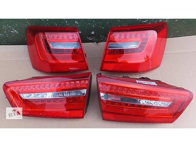 купить бу Б/у фонарь задний для легкового авто Audi A6 в Чернигове