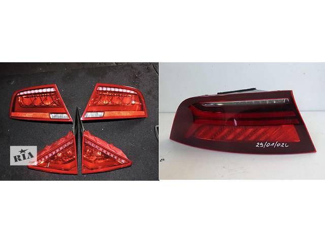 продам Б/у фонарь задний для легкового авто Audi A7 бу в Львове