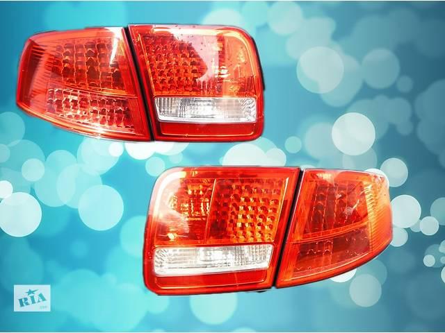 купить бу Б/у фонарь задний для легкового авто Audi A8 D3 в Львове