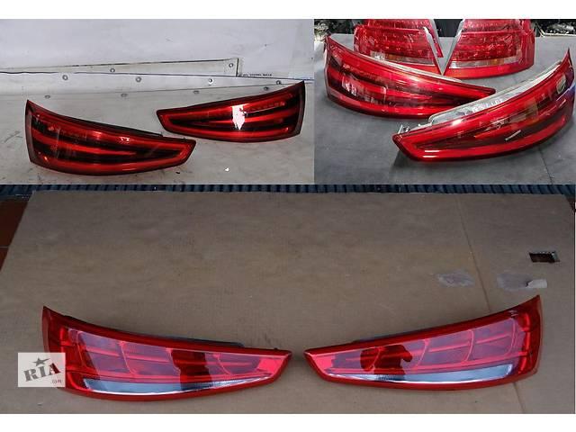 продам Б/у фонарь задний для легкового авто Audi Q3 бу в Львове