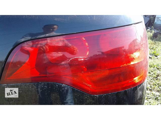 бу Б/у фонарь задний для легкового авто Audi Q7 в Львове