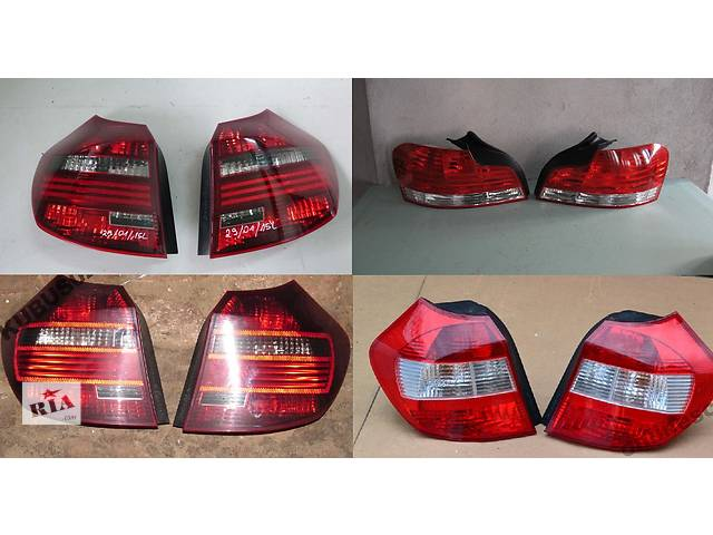 бу Б/у фонарь задний для легкового авто BMW 1 Series e87 e88 e81 e82 в Львове