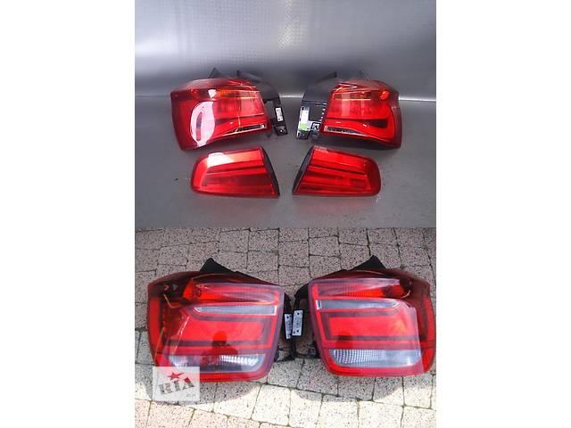 продам Б/у фонарь задний для легкового авто BMW 1 Series f20 бу в Львове