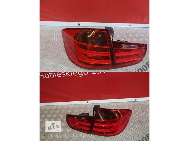 продам Б/у фонарь задний для легкового авто BMW 3 Series f30 f31 бу в Львове