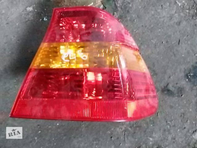 бу Б/у фонарь задний для легкового авто BMW 3 Series в Тернополе