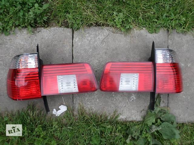 продам Б/у фонарь задний для легкового авто BMW 5 Series e39 бу в Львове