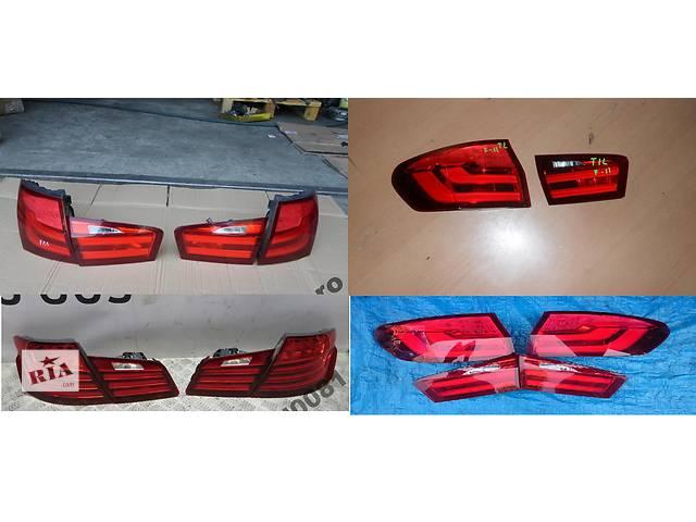 Б/у фонарь задний для легкового авто BMW 5 Series f10 f11- объявление о продаже  в Львове