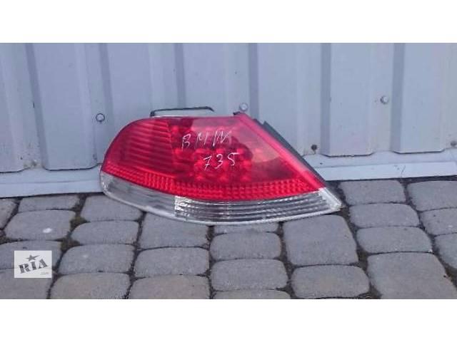 бу Б/у фонарь задний для легкового авто BMW 735 рестайлинг в Тячеве