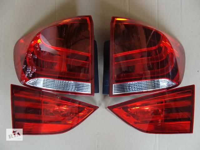 купить бу Б/у фонарь задний для легкового авто BMW X1 e84 в Львове