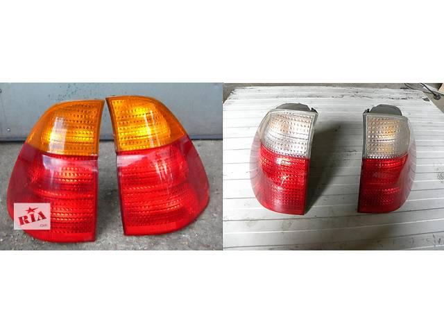 купить бу Б/у фонарь задний для легкового авто BMW X5 e53 в Львове