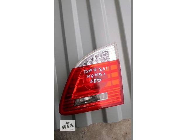 купить бу Б/у фонарь задний для легкового авто BMW в Яворове (Львовской обл.)