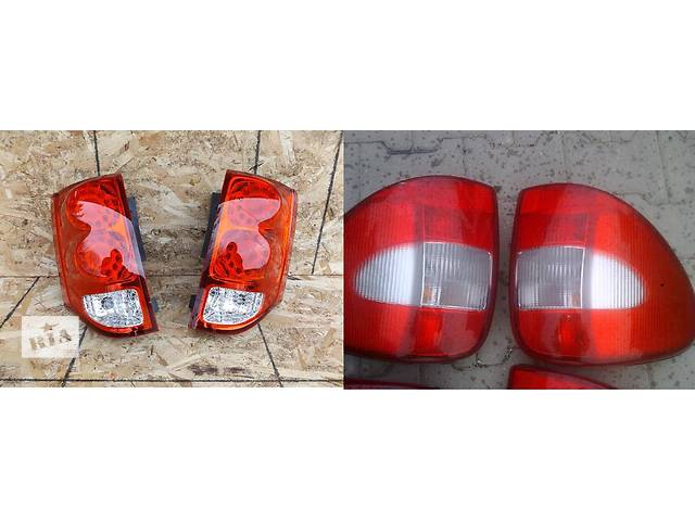 бу Б/у фонарь задний для легкового авто Chrysler Grand Voyager в Львове