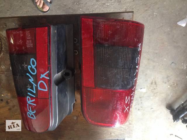 продам Б/у фонарь задний для легкового авто Citroen Berlingo бу в Мукачево
