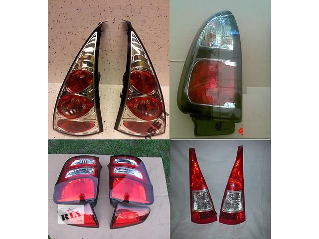 Б/у фонарь задний для легкового авто Citroen C3- объявление о продаже  в Львове