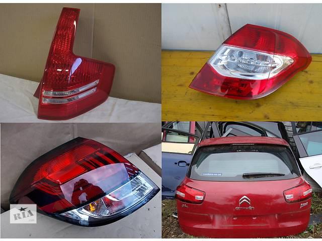Б/у фонарь задний для легкового авто Citroen C4- объявление о продаже  в Львове