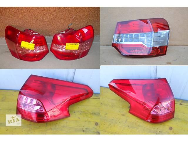 Б/у фонарь задний для легкового авто Citroen C5- объявление о продаже  в Львове