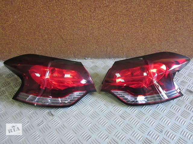 Б/у фонарь задний для легкового авто Citroen DS4- объявление о продаже  в Львове
