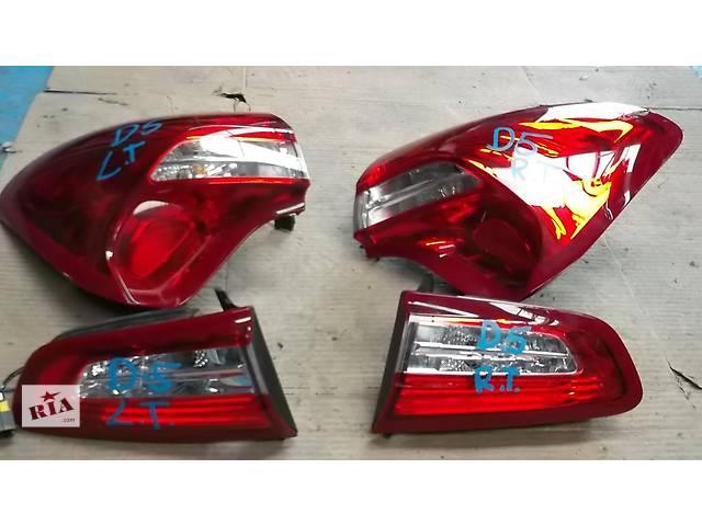 бу Б/у фонарь задний для легкового авто Citroen DS5 в Львове