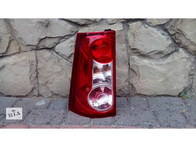 продам Б/у фонарь задний для легкового авто Renault Dacia Logan бу в Львове