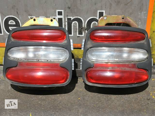 продам Б/у фонарь задний для легкового авто Fiat Brava бу в Львове