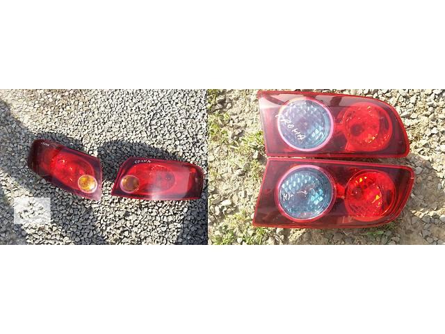 бу Б/у фонарь задний для легкового авто Fiat Croma в Львове