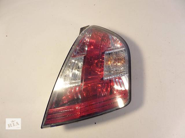 Б/у фонарь задний для легкового авто Fiat Stilo- объявление о продаже  в Львове