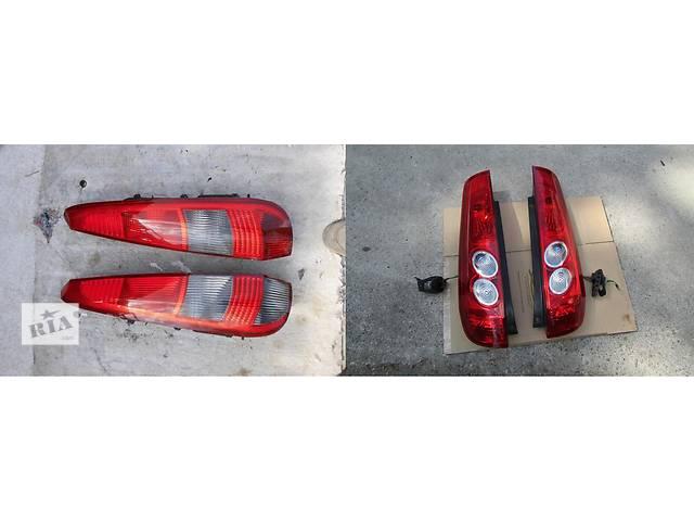 Б/у фонарь задний для легкового авто Ford Fiesta mk6- объявление о продаже  в Львове