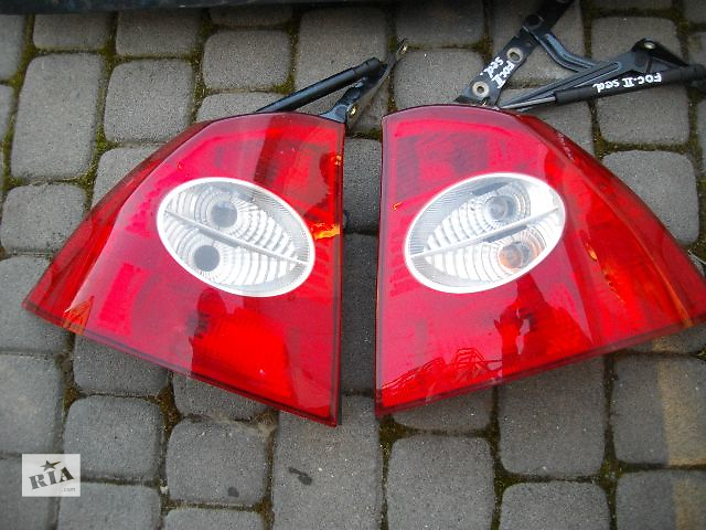 продам Б/у фонарь задний для легкового авто Ford Focus 2007 бу в Львове