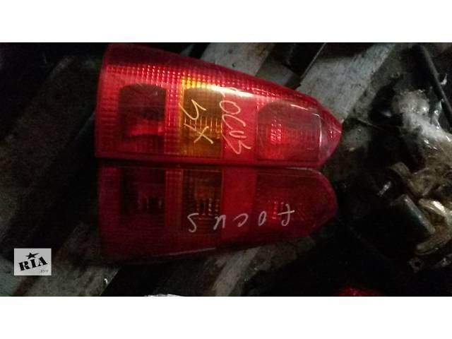 Б/у фонарь задний для легкового авто Ford Focus- объявление о продаже  в Бучаче