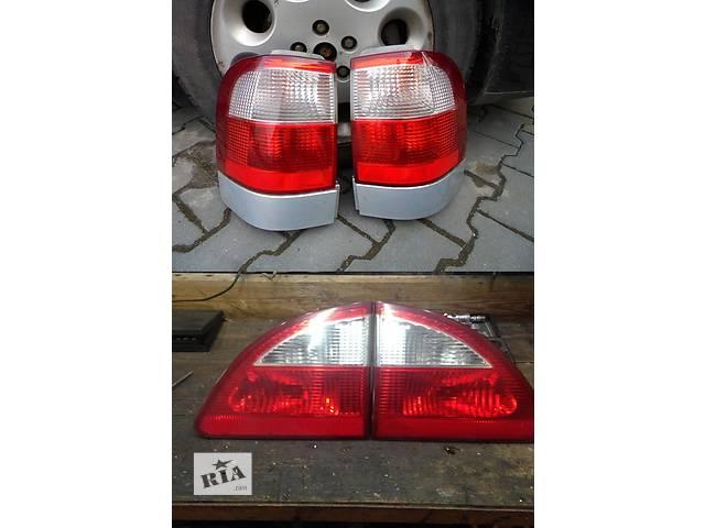 Б/у фонарь задний для легкового авто Ford Galaxy mk2- объявление о продаже  в Львове