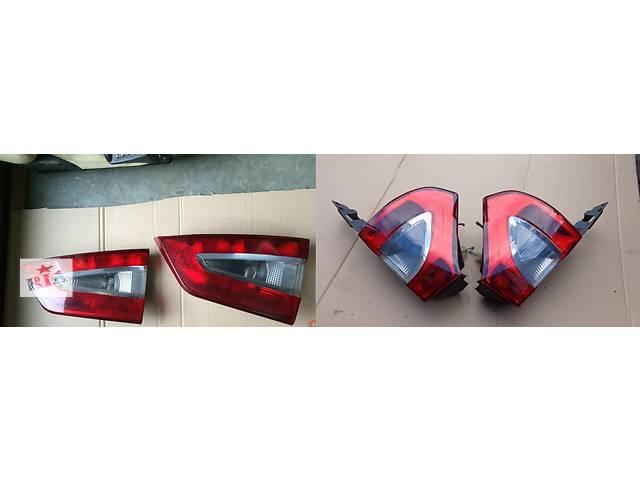 продам Б/у фонарь задний для легкового авто Ford Galaxy mk3 бу в Львове