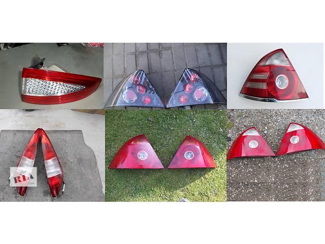 Б/у фонарь задний для легкового авто Ford Mondeo mk3- объявление о продаже  в Львове