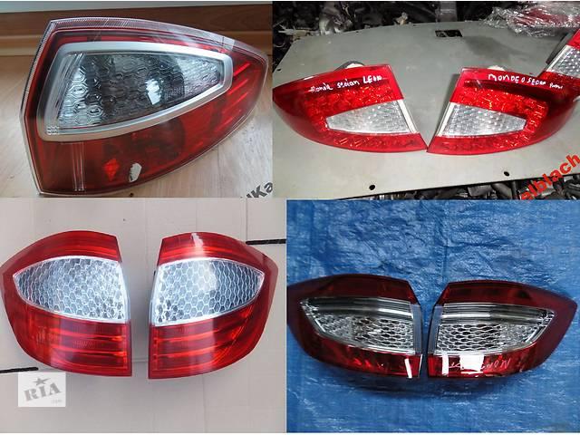 купить бу Б/у фонарь задний для легкового авто Ford Mondeo mk4 в Львове