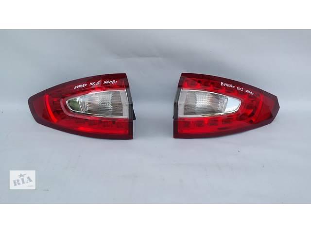 Б/у фонарь задний для легкового авто Ford Mondeo mk5- объявление о продаже  в Львове