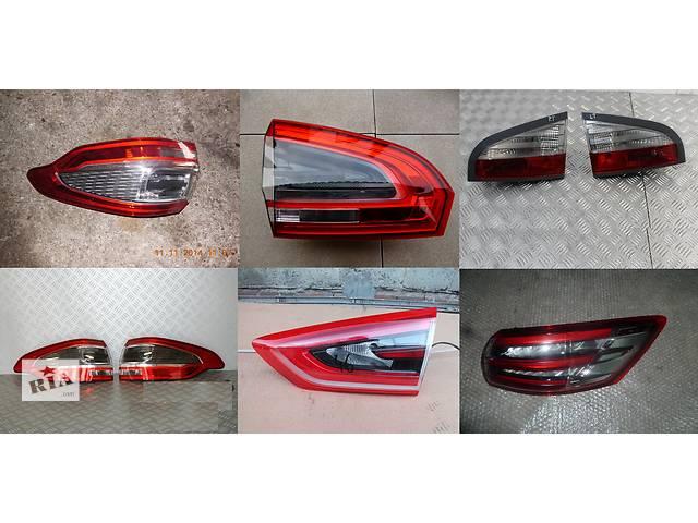бу Б/у фонарь задний для легкового авто Ford S-Max mk1 в Львове