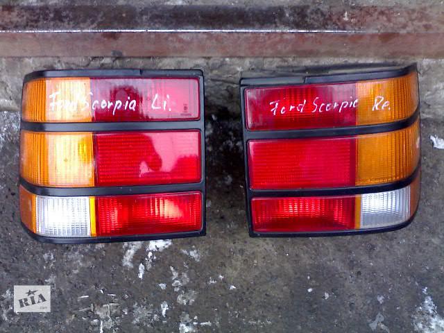 купить бу Б/у фонарь задний для легкового авто Ford Scorpio в Сумах