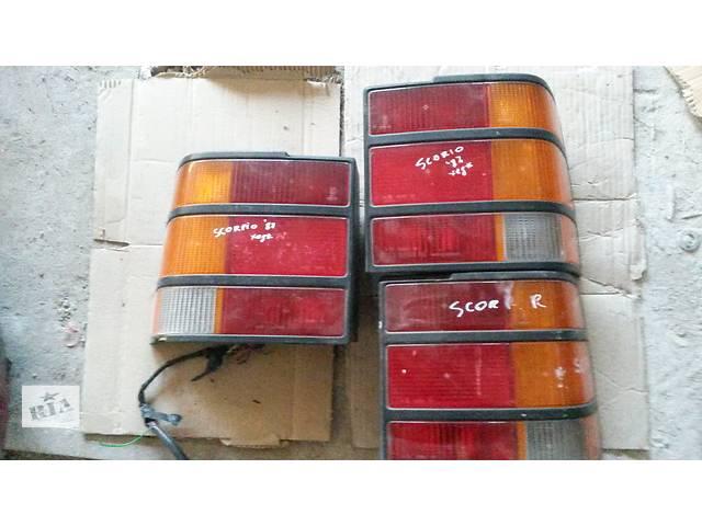Б/у фонарь задний для легкового авто Ford Scorpio- объявление о продаже  в Бучаче