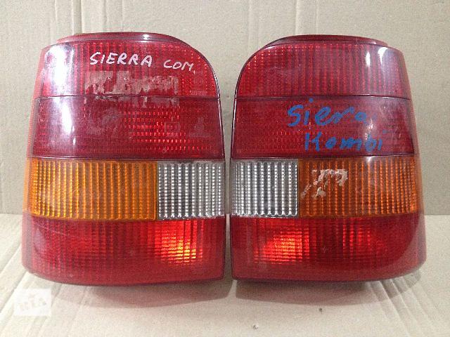 бу Б/у фонарь задний для легкового авто Ford Sierra универсал   в Луцке