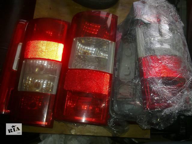 Б/у фонарь задний для легкового авто Ford Transit Connect- объявление о продаже  в Пустомытах (Львовской обл.)