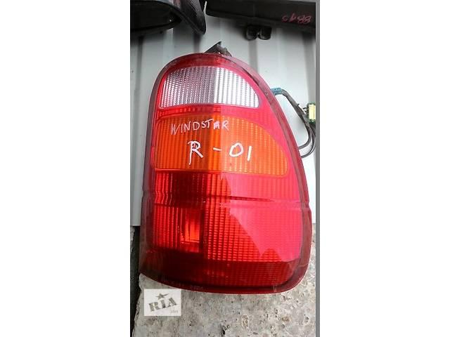 продам Б/у фонарь задний для легкового авто Ford Windstar бу в Яворове
