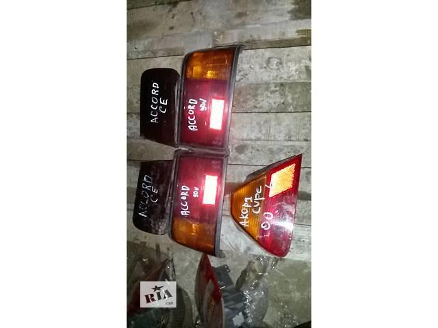 продам Б/у фонарь задний для легкового авто Honda Accord бу в Тернополе