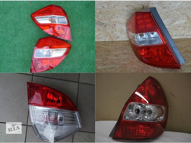 продам Б/у фонарь задний для легкового авто Honda Jazz бу в Львове