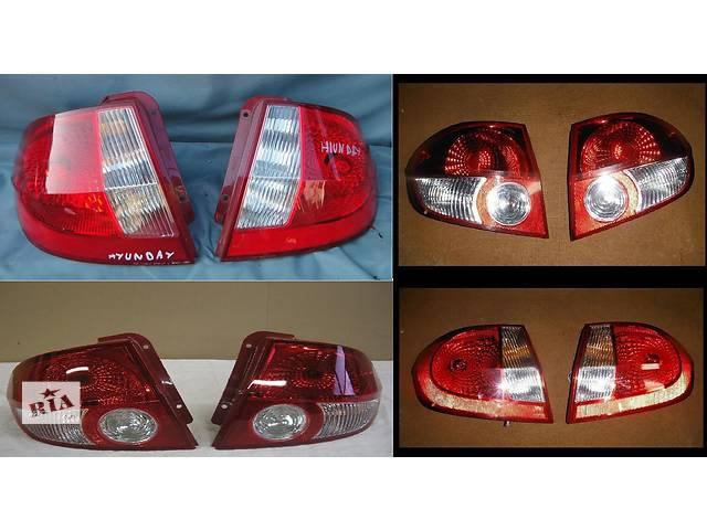 продам Б/у фонарь задний для легкового авто Hyundai Getz бу в Львове