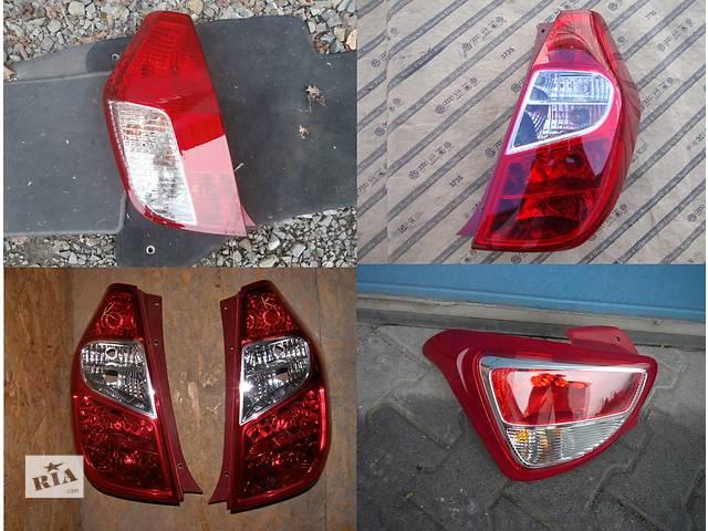 купить бу Б/у фонарь задний для легкового авто Hyundai i10 в Львове