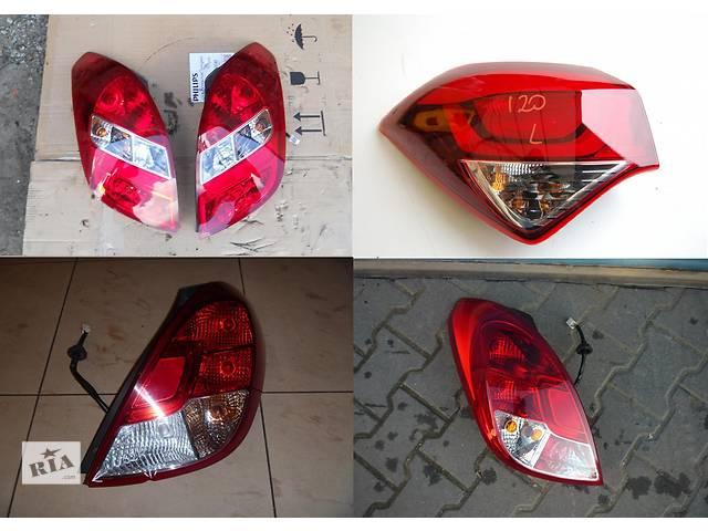 купить бу Б/у фонарь задний для легкового авто Hyundai i20 в Львове