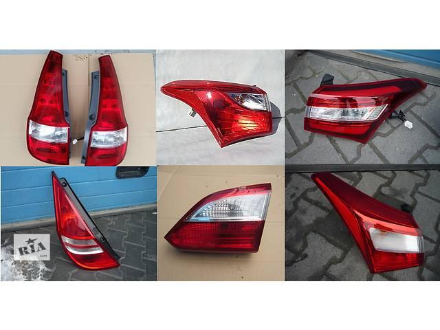 продам Б/у фонарь задний для легкового авто Hyundai i30 бу в Львове