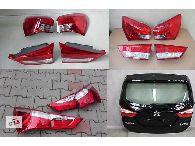 купить бу Б/у фонарь задний для легкового авто Hyundai IX20 в Львове